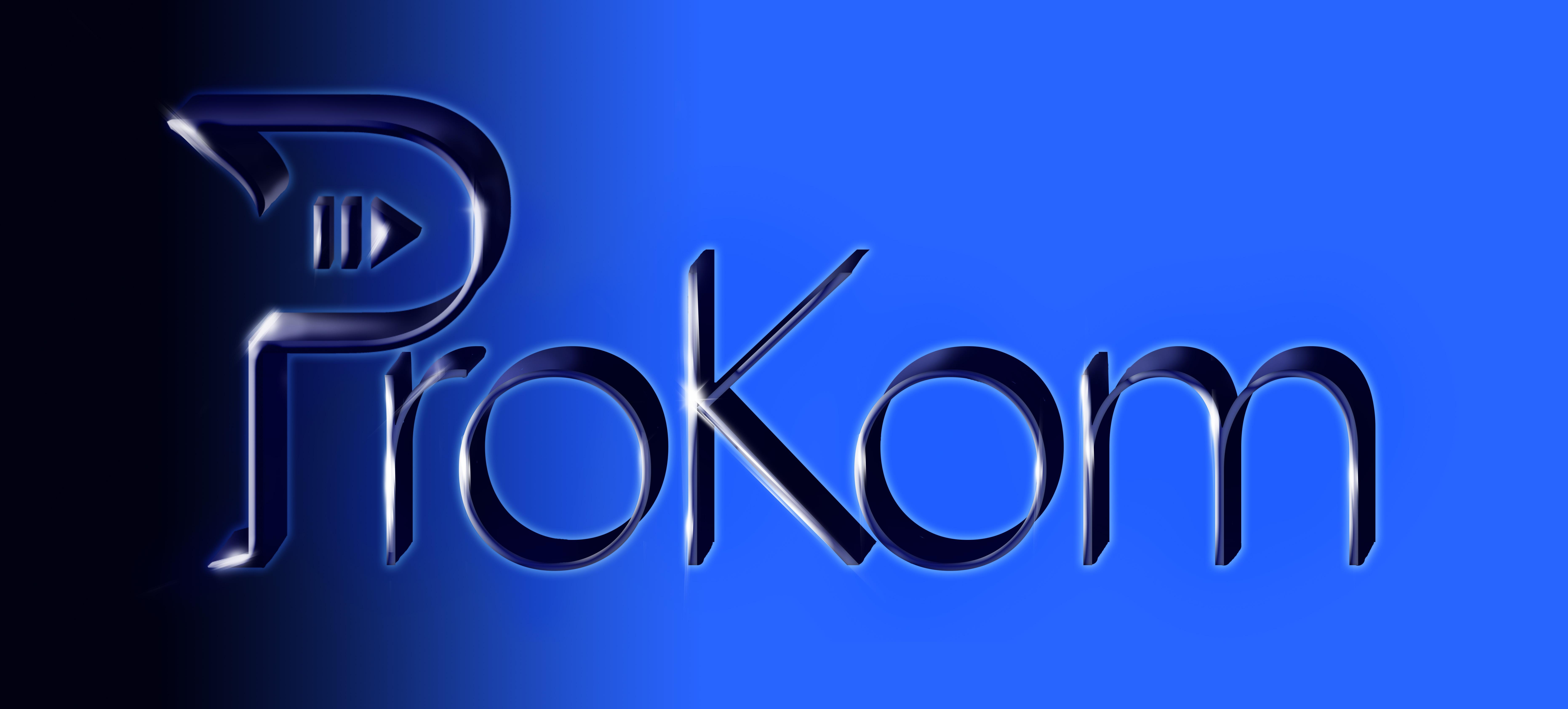ProKom sin nye logo